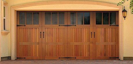 Wayne dalton garage doors offer a wide selection of wood for Wayne dalton garage door window inserts