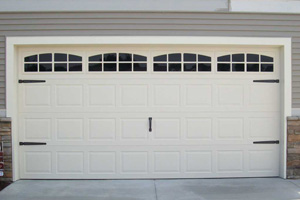 Windows To Your Garage Door