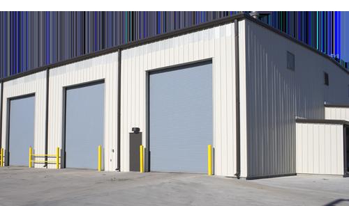 Commercial Garage Door Edmonton