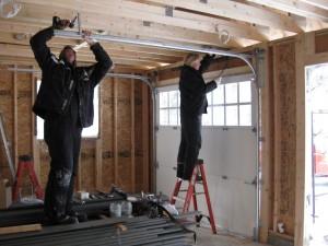 Garage Door Installation Edmonton